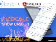ShowCase : MedCalc Application
